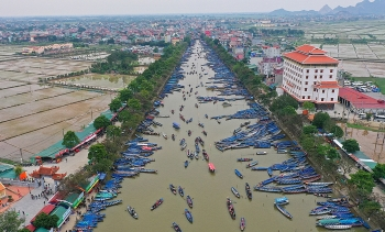 Xây dựng cáp treo nối chùa Hương và chùa Tiên