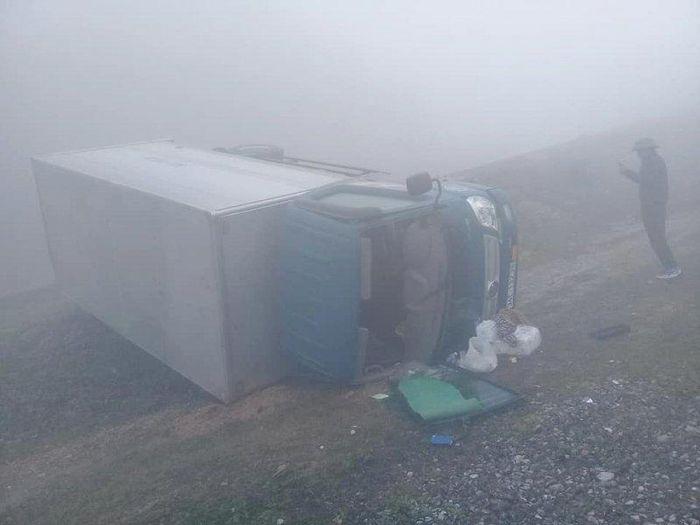 Tài xế cần làm gì để tránh tai nạn trong sương mù?