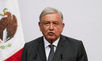 Tổng thống Mexico nhiễm nCoV