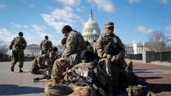 Lo ngại an ninh phiên tòa luận tội Trump, Vệ binh Quốc gia ở lại Washington DC