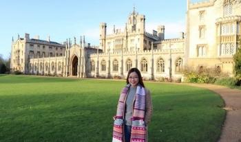 9x Việt tốt nghiệp thạc sĩ trường danh tiếng nước Anh với khóa luận về COVID-19