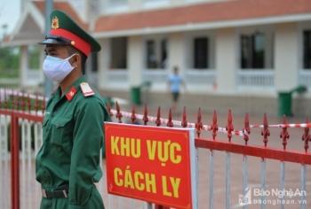 Nghệ An yêu cầu người dân phải đeo khẩu trang nơi công cộng phòng chống COVID-19