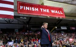Vì an ninh biên giới, ông Trump sẽ tuyên bố tình trạng khẩn cấp quốc gia