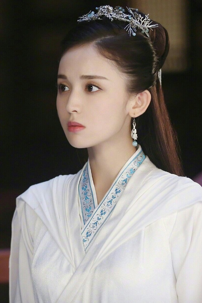 dung nhan cua than tien ty ty toc nguoi dep nhat trung a
