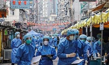 Hơn 104 triệu ca nCoV toàn cầu, ca nhiễm mới giảm 13%