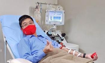 Thiếu 13.000 đơn vị máu điều trị dịp Tết