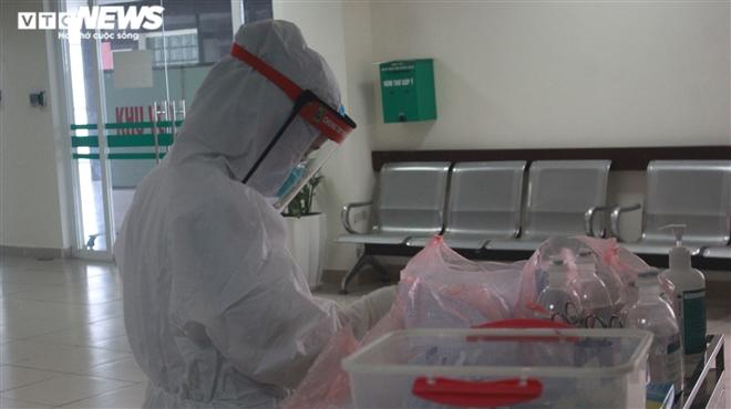 Bình Dương: Bé gái 8 tháng tuổi dương tính với SARS-CoV-2 - 1
