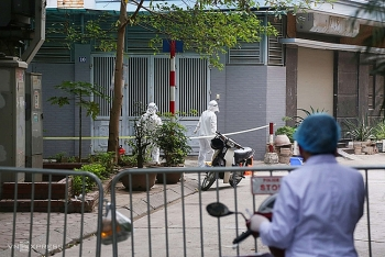 162 người Hà Nội là F1 của bệnh nhân công chứng viên