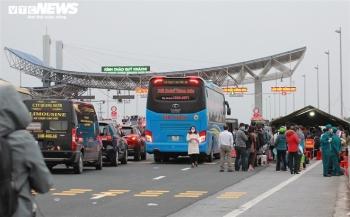 Quảng Ninh cho phép xe khách hoạt động trở lại