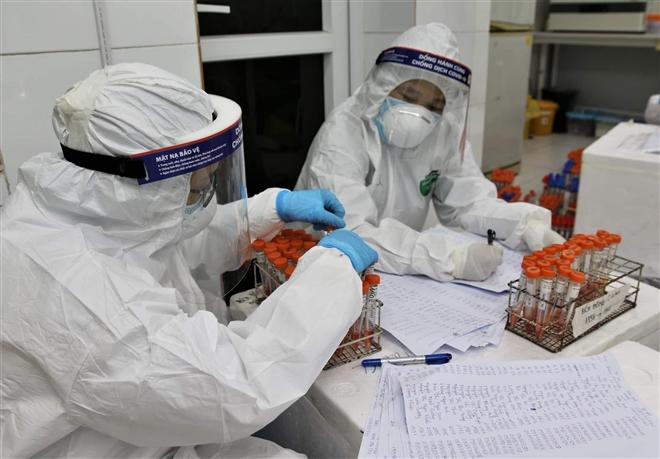 Ca dương tính SARS-CoV-2 ở quận Nam Từ Liêm, Hà Nội nguy cơ lây nhiễm cao - 1