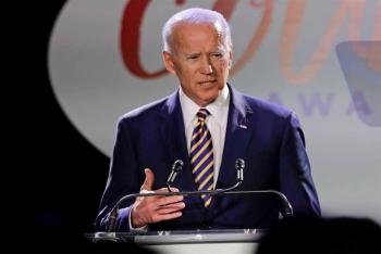 Ông Biden nói chưa có dịp nói chuyện với lãnh đạo Trung Quốc