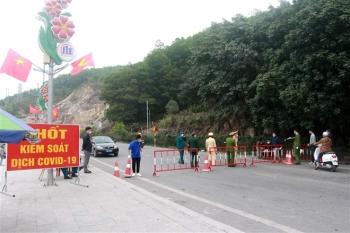 Quảng Ninh gỡ bỏ phong tỏa toàn bộ các xã nội đảo Cái Bầu, huyện Vân Đồn