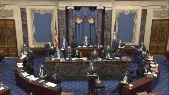 Thượng viện Mỹ bắt đầu luận tội ông Trump