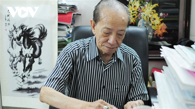 Giáo sư Nguyễn Tài Thu: Vua châm cứu một đời khóc vì 'người dưng' - 1
