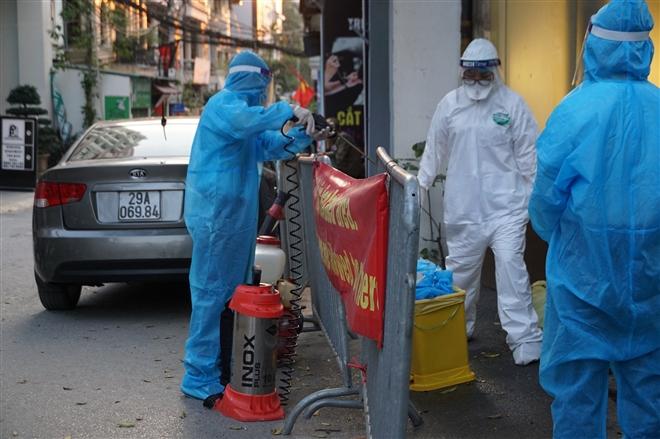 Xác định 37 F1 liên quan chuyên gia Nhật Bản mắc COVID-19 thiệt mạng ở Hà Nội