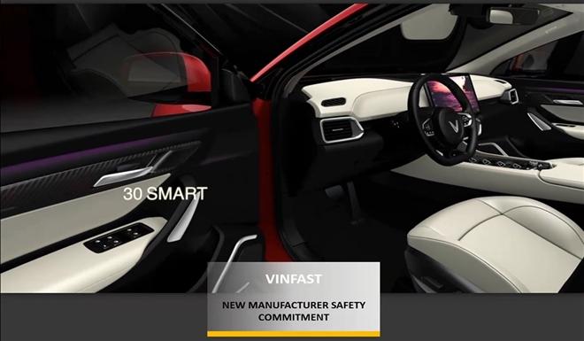 VinFast đoạt giải 'Hãng xe có cam kết cao về an toàn' ASEAN NCAP - 4
