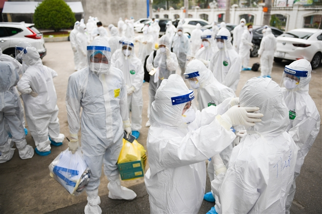 Ba biến chủng SARS-CoV-2 mới tại Việt Nam nguy hiểm thế nào? - 3