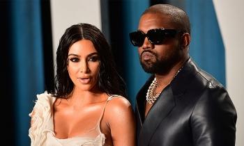 Kim Kardashian đâm đơn ly dị Kanye West