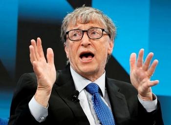 Bill Gates gọi tiền điện tử là phát minh thừa thãi