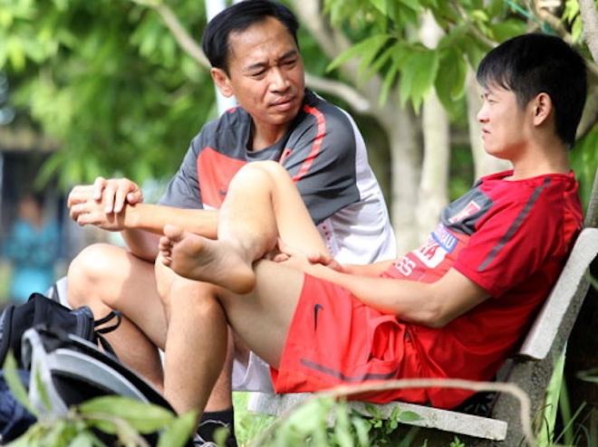 Y học thể thao Việt Nam: Đau đáu nỗi niềm thiếu bác sĩ giỏi - 2
