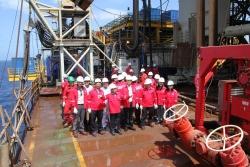 10 năm Ngời sáng Biển Đông: Dự án Biển Đông 01- thành công rất quan trọng của người làm Dầu khí