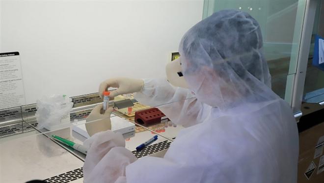Nam thanh niên nghi mắc COVID-19 khi chuẩn bị nhập ngũ âm tính với SARS-CoV-2 - 1