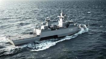 Nối gót Anh, Pháp, Đức điều tàu chiến đi qua Biển Đông