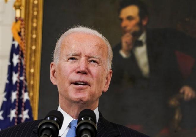 Tổng thống Biden tuyên bố có đủ vaccine cho người Mỹ vào tháng 5 - 1
