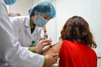 Hải Dương tiêm vaccine Covid-19 từ 8/3