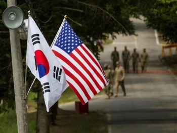 Mỹ và Hàn Quốc đạt thỏa thuận chia sẻ chi phí quân sự