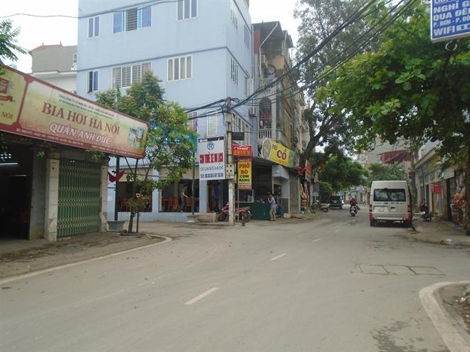 Chưa lên quận, giá đất huyện Thanh Trì, Hà Nội đã tăng chóng mặt