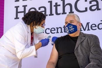 Ca Covid-19 toàn cầu tăng 7% tuần qua, Mỹ tiêm hơn 100 triệu liều vaccine