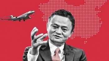 Jack Ma ở đâu trong nhiều tháng