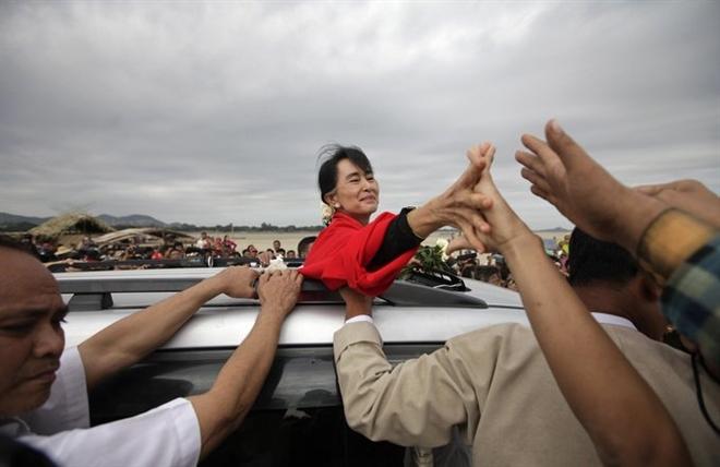 7 thập kỷ mâu thuẫn sắc tộc âm ỉ ở Myanmar - 1