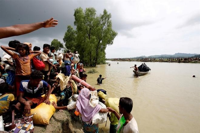 7 thập kỷ mâu thuẫn sắc tộc âm ỉ ở Myanmar - 4