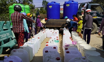 2.000 tỷ đồng làm trạm cấp nước cho ba tỉnh miền Tây