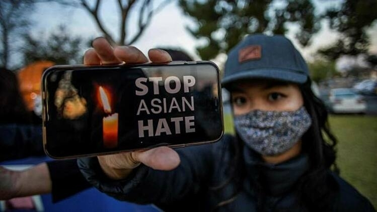 """""""Đại dịch"""" thù ghét người gốc Á"""