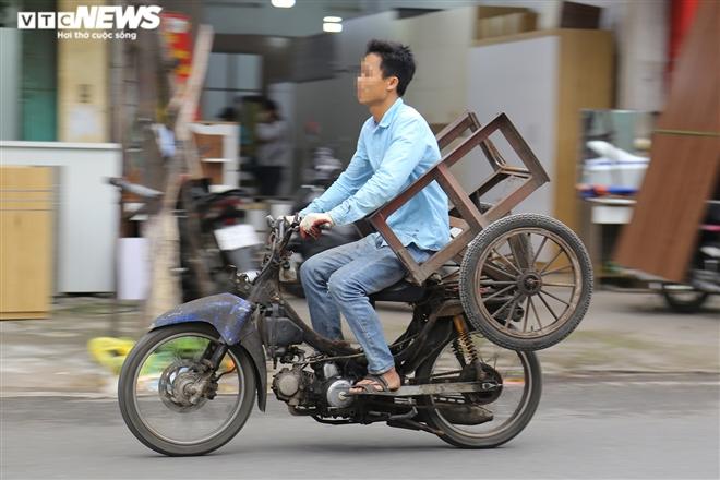 Ảnh: Xe 'thây ma' lộng hành ở Hà Nội đe doạ người dân, ngang nhiên qua mặt CSGT - 13