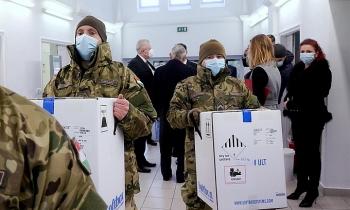 Đông Âu vật lộn đối phó đợt bùng phát Covid-19 mới