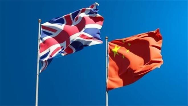 Trung Quốc ra đòn trừng phạt Anh - 1