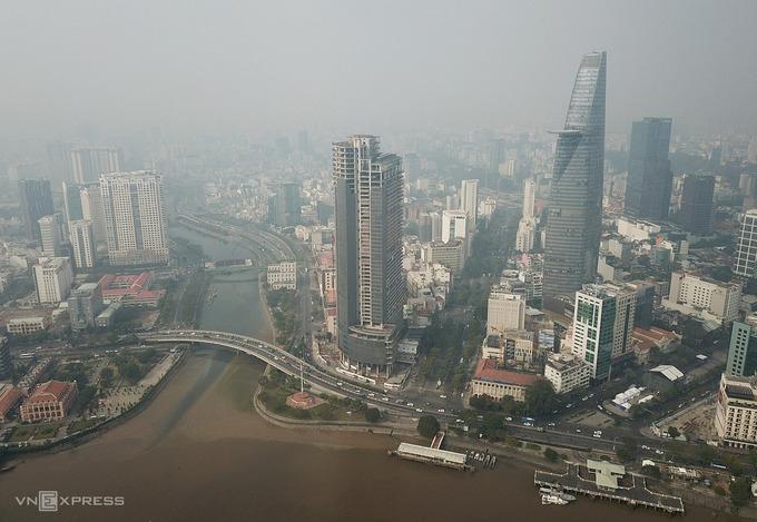 Ô nhiễm không khí hại da