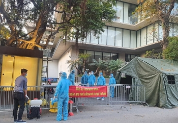 Bệnh nhân Covid-19 lưu trú ở khách sạn TP HCM
