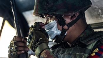 Quân đội Myanmar dự kiến duyệt binh, cảnh báo người biểu tình có thể bị bắn
