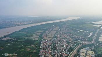 """""""Hà Nội cần lấy trục sông Hồng là trung tâm phát triển"""""""