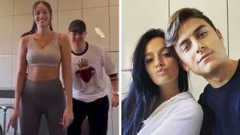Tiktok xóa video phản cảm của Dybala và bạn gái