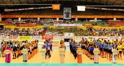 Khai mạc giải bóng chuyền vô địch quốc gia PV Gas năm 2019