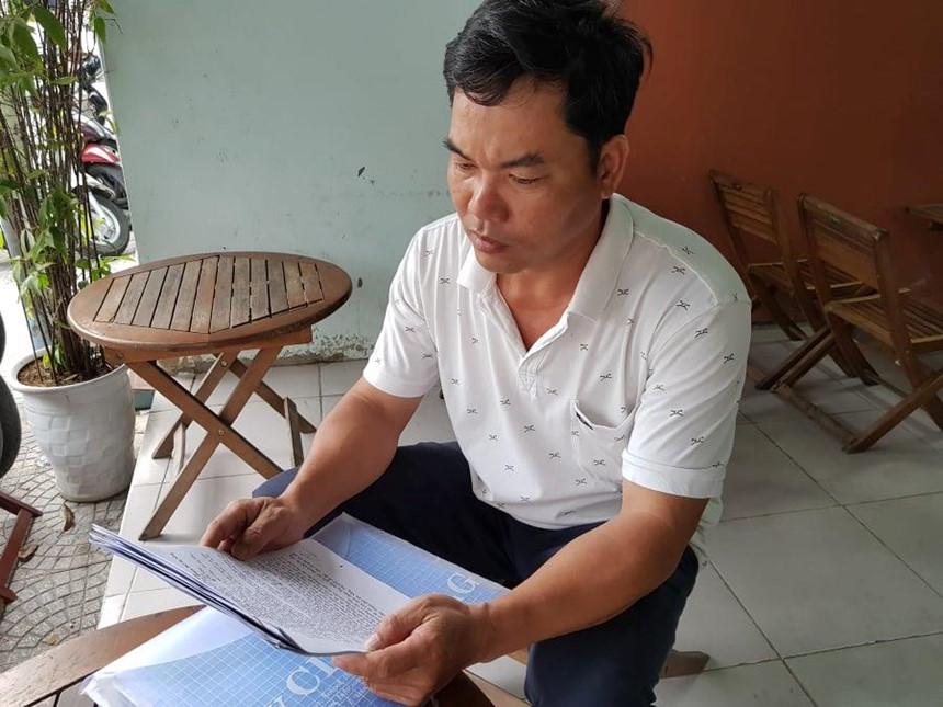 Gặp người bị cựu Viện phó VKS Đà Nẵng tống vào tù một cách mờ ám, đi kêu oan đến bại sản