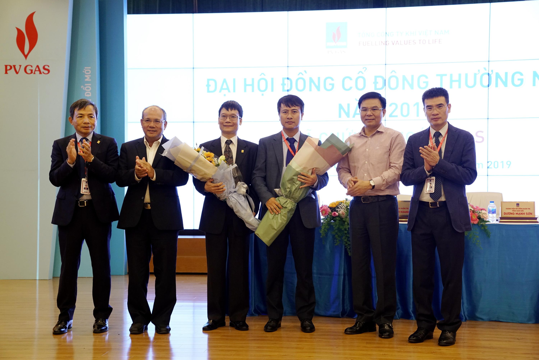 pv gas to chuc dai hoi dong co dong thuong nien nam 2019 thong qua 8 to trinh du kien chia co tuc 30 trong nam 2019