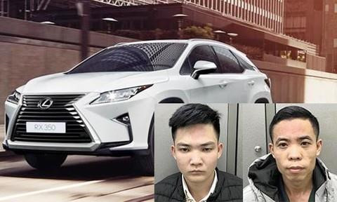 bat cap doi tron tien am phu vao tien that de mua oto lexus
