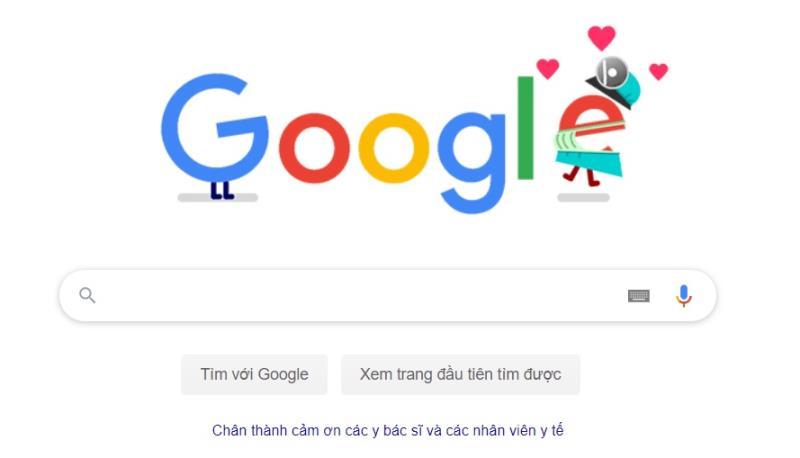covid 19 google cam on su hy sinh tham lang cua y bac si